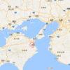 阿波踊りを見に、徳島に行ってきた